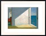 Rooms by the Sea Poster por Edward Hopper