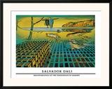 Disintegration of the Persistence of Memory Pôsters por Salvador Dalí