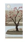 Cherry Tree, Winter, 2013 Impressão giclée por Megan Moore