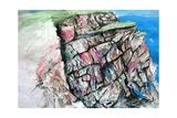 Sea Breeze, 2006 Giclée-tryk af Rob Woods