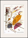 Aquarelle, 1923 Posters by Wassily Kandinsky