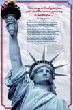 Statua della libertà Stampe