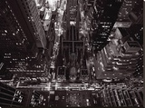 Saint Patrick's Cathedral at Madison Avenue, New York Stretched Canvas Print by Michel Setboun