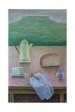 Still Life with Wensleydale Cheese, 2013 Giclée-vedos tekijänä Ruth Addinall