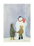 The Snowman Giclée-vedos tekijänä Margaret Loxton