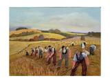 Harvest Giclée-vedos tekijänä Margaret Loxton