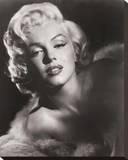 Marilyn II Bedruckte aufgespannte Leinwand von  The Chelsea Collection