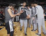 Mar 21, 2014, San Antonio Spurs vs Sacramento Kings - Tim Duncan Photographie par Rocky Widner