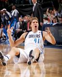 Apr 15, 2013, Memphis Grizzlies vs Dallas Mavericks - Dirk Nowitzki Photo by Glenn James