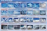 Nuvens Pôsters