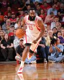 Mar 20, 2014, Minnesota Timberwolves vs Houston Rockets - James Harden Photographie par Bill Baptist