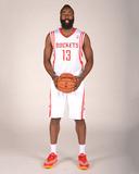 Houston Rockets Media Day 2013 - James Harden Photographie par Bill Baptist