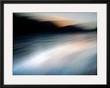 The River Framed Giclee Print by Ursula Abresch