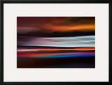 Nightfall Framed Photographic Print by Ursula Abresch