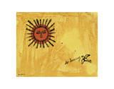 So Sunny, c. 1958 Kunst av Andy Warhol