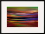 Aurora Framed Photographic Print by Ursula Abresch