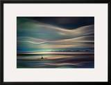 Orcas Framed Photographic Print by Ursula Abresch