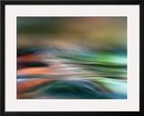 Drifting Framed Giclee Print by Ursula Abresch