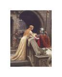 God Speed Giclee-trykk av Edmund Blair Leighton