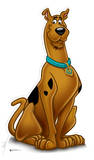 Scooby Do Pappfigurer
