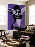 Bikini Boombox Poster géant par  Steez