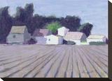 Jessup County Impressão em tela esticada por William Buffett