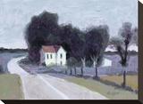 Craft County Impressão em tela esticada por William Buffett