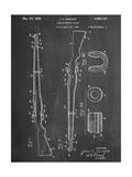 Semi Automatic Rifle Patent Láminas