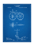 First Bicycle Patent Posters