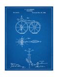 First Bicycle Patent Láminas