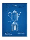 Coffee Percolator Patent Posters