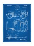 Willy's Jeep Patent Láminas