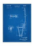 Guitar Vibrato, Wammy Bar Patent Posters