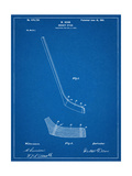 Hockey Stick Patent Affischer