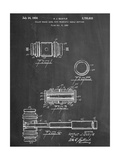 Gavel Patent Office Art Art