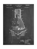 Space Capsule, Space Shuttle Patent Láminas