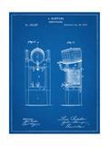 Beer Cooler Patent 1876 Art