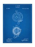 Tape Measure Patent Poster