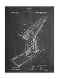 Catapult Patent 1921 Posters