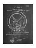 Sewing Machine Patent 1846 Prints