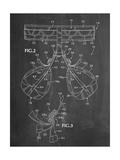 Climbing Harness Patent Print