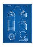 Cocktail Shaker Construction Patent Prints