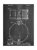 Snare Drum Instrument Patent Prints