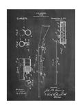 Browning Shotgun Patent Posters