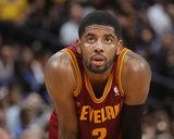 Mar 14, 2014, Cleveland Cavaliers vs Golden State Warriors - Kyrie Irving Foto af Rocky Widner