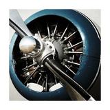 Aeronautical I Print by Anna Polanski