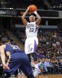 Mar 3, 2014, New Orleans Pelicans vs Sacramento Kings - Isaiah Thomas Photographie par Rocky Widner