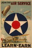Air Service Posters