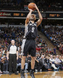 Mar 21, 2014, San Antonio Spurs vs Sacramento Kings - Tony Parker Foto af Rocky Widner