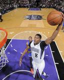 Mar 26, 2014, New York Knicks vs Sacramento Kings - Rudy Gay Photographie par Rocky Widner